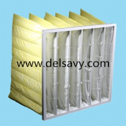 Nonwoven Pocket Filters