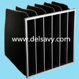 Activated Carbon Pocket Filters