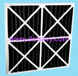 Activated Carbon Pleated Filters